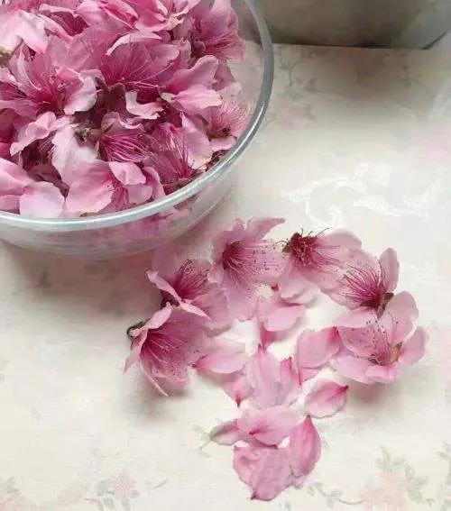 Peach blossom, clean