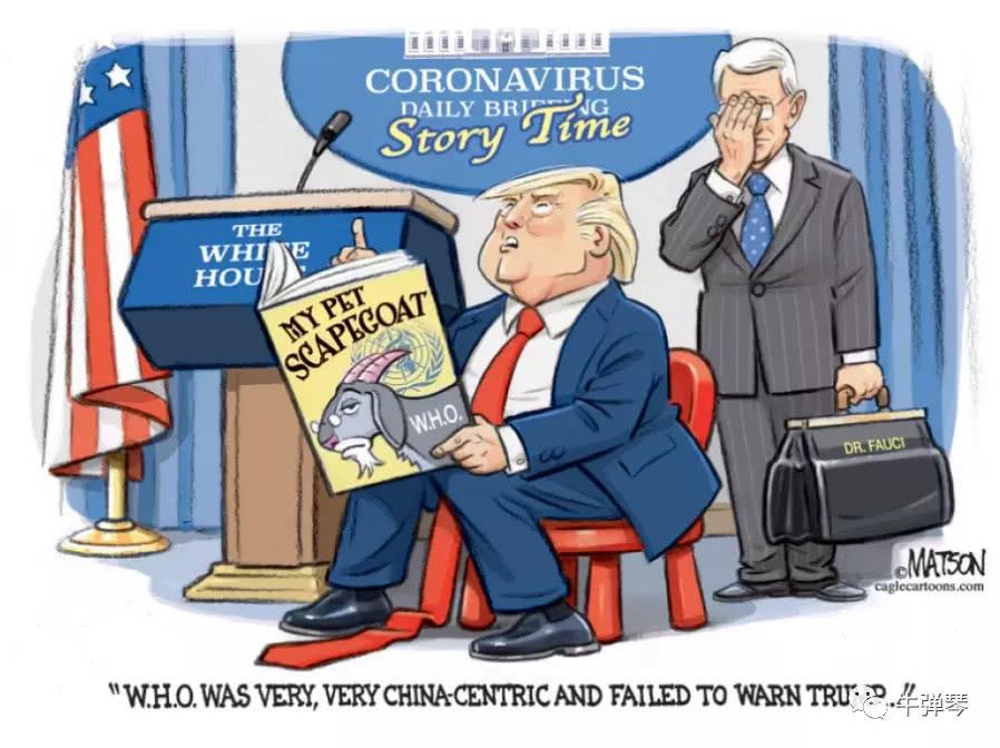Coronavirus, Trump