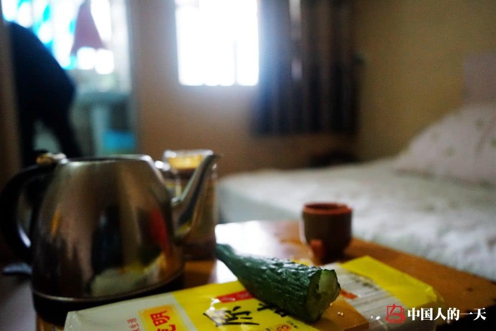 Junjie Wu's leftover cucumber