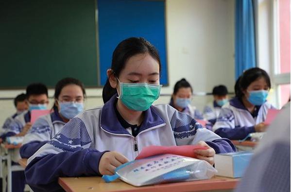Coronavirus, Beijing