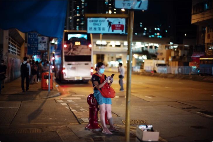 Hongkong, coronavirus, poor people live