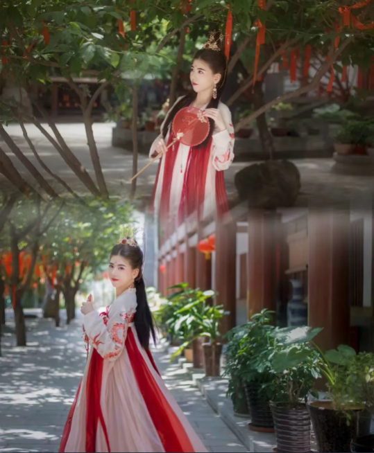 Xi'an, Hanfu, Experience